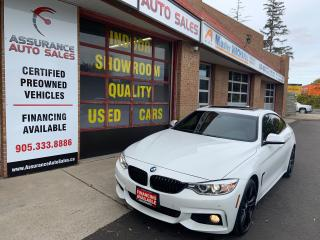 Used 2017 BMW 4 Series 440i xDrive/One Owner/No Accidents/Navi/Bckup Cam for sale in Burlington, ON