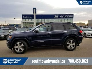 Used 2014 Jeep Grand Cherokee LIMITED/4WD/NAVI/BACKUP CAM/HEATED SEATS for sale in Edmonton, AB