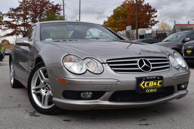 2003 Mercedes-Benz SL-Class SL55 AMG - CERTIFIED - SERVICE HISTORY - LOW KM!