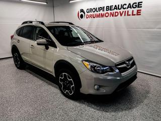 Used 2015 Subaru XV Crosstrek Touring for sale in Drummondville, QC