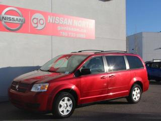 Used 2008 Dodge Grand Caravan SE/ONE OWNER/REAR DVD SYSTEM for sale in Edmonton, AB