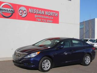 Used 2013 Hyundai Sonata GLS/HEATED SEATS/ONE OWNER for sale in Edmonton, AB