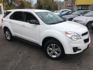 Used 2010 Chevrolet Equinox LS/ AUTO/ PWR GROUP/ ALLOYS/ RUNS WELL for sale in Scarborough, ON