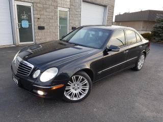 Used 2009 Mercedes-Benz E-Class 3.0L for sale in Oakville, ON