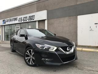 Used 2016 Nissan Maxima SOLD for sale in Toronto, ON