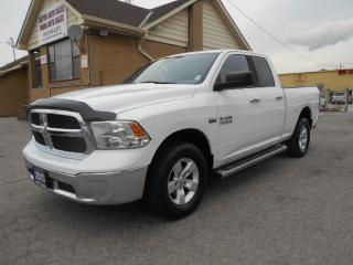 Used 2013 RAM 1500 SLT 4X4 Quad Cab Loaded Certified 146,000KMs for sale in Etobicoke, ON