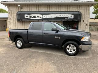 Used 2014 RAM 1500 4X4 for sale in Mount Brydges, ON