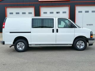 Used 2017 GMC Savana 2500 Cargo Van for sale in Jarvis, ON