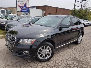 Used 2014 Audi Q5 2.0L Komfort for sale in Oakville, ON