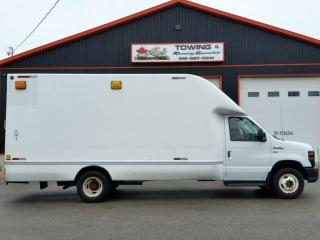 Used 2010 Ford Econoline E450 Aerocell Van SuperDuty for sale in Jarvis, ON