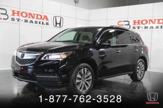 Used 2014 Acura MDX Ensemble Navigation 4 portes SH-AWD for sale in St-Basile-le-Grand, QC