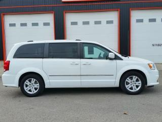 Used 2014 Dodge Grand Caravan Crew for sale in Jarvis, ON