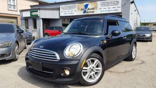 Used 2013 MINI Cooper Clubman for sale in Etobicoke, ON