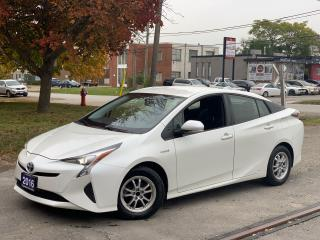 Used 2016 Toyota Prius Hybrid for sale in BRAMPTON, ON