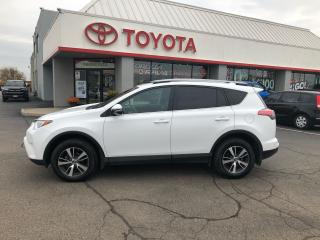 Used 2018 Toyota RAV4 LE AWD AUTO Heated Seats back up camera for sale in Cambridge, ON