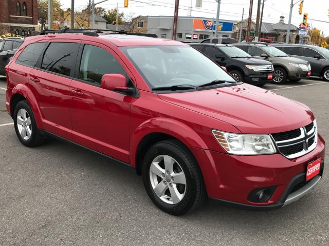 2012 Dodge Journey SXT ** 7 PASS, BACKUP CAM, AUTOSTART , CRUISE **