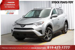 Used 2018 Toyota RAV4 CLIMATISATION* SAFETY SENSE* SIÈGES CHAUFFANTS* for sale in Drummondville, QC