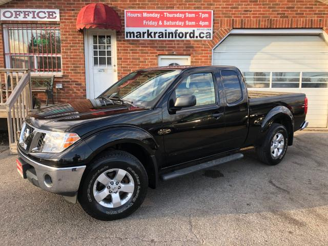 2012 Nissan Frontier SV 4.0 Litre V6 Automatic