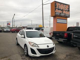 Used 2010 Mazda MAZDA3 GX**AUTO**ONLY 103KMS**ONE OWNER**CERTIFIED for sale in London, ON