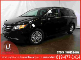 Used 2016 Honda Odyssey LX+CAMERA+BLUETOOTH+REGVIT+SIÈGECHAUFF AJOUTÉ+++ for sale in Drummondville, QC