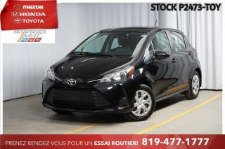 Used 2018 Toyota Yaris CLIMATISATION* SAFETY SENS* BAS KILO* for sale in Drummondville, QC