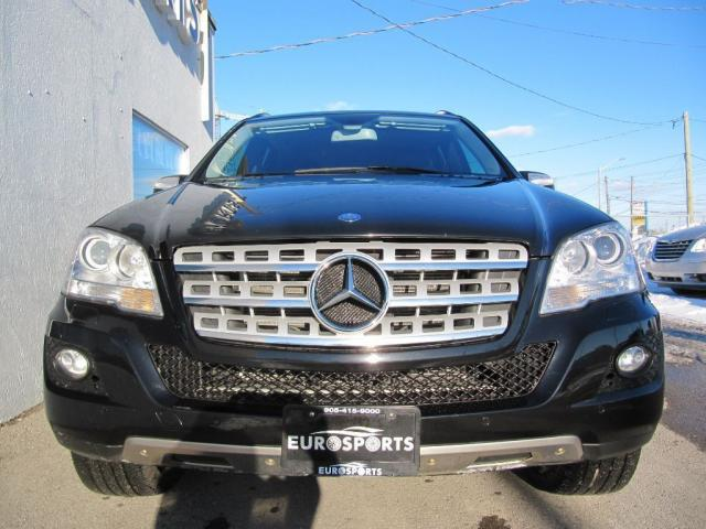 2010 Mercedes-Benz ML 350 ML 350