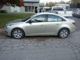 Photo of Silver 2014 Chevrolet Cruze