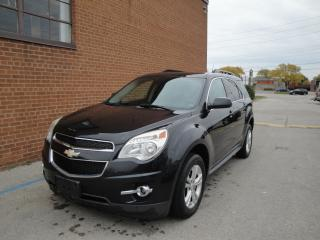 Used 2012 Chevrolet Equinox 2LT/AWD /LEATHER for sale in Oakville, ON