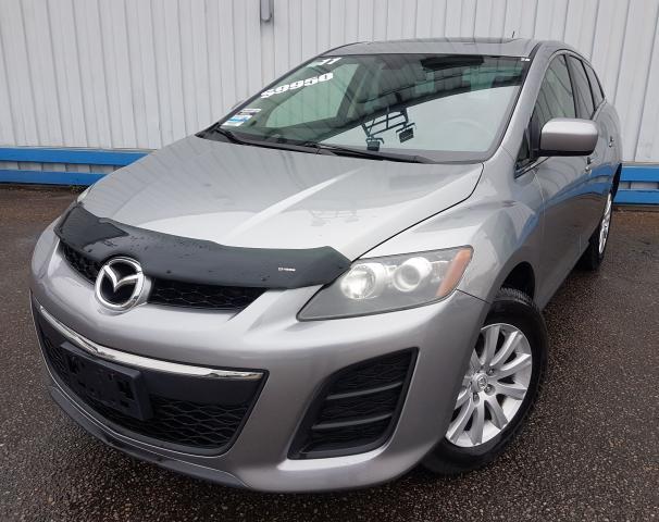 2011 Mazda CX-7 *LEATHER-SUNROOF*