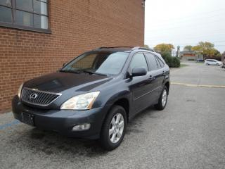 Used 2007 Lexus RX 350 Leather for sale in Oakville, ON