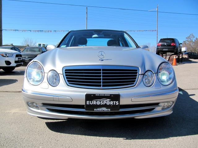 2003 Mercedes-Benz E500 5.0L