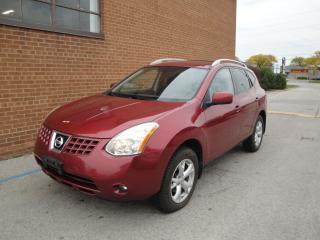 Used 2008 Nissan Rogue S/AWD for sale in Oakville, ON