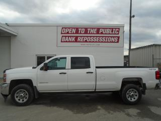 Used 2015 Chevrolet Silverado 2500 HD WT for sale in Toronto, ON