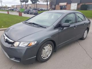 Used 2009 Honda Civic DX for sale in North York, ON