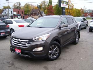 Used 2014 Hyundai Santa Fe Sport BLUETOOTH,ALLOYS,KEY LESS,TINTED,AUX,USB,FOGS for sale in Kitchener, ON