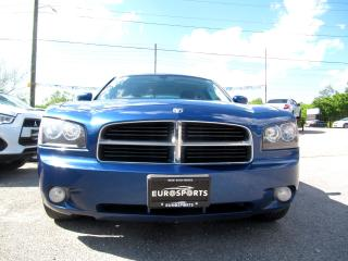 Used 2010 Dodge Charger SXT for sale in Newmarket, ON
