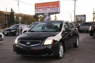 Used 2012 Nissan Sentra 2.0 S for sale in Toronto, ON