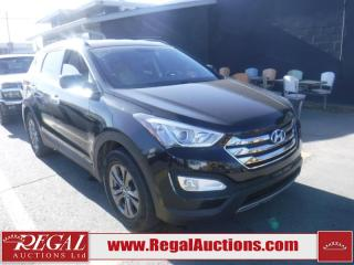 Used 2013 Hyundai Santa Fe Sport 4D Utility AWD for sale in Calgary, AB