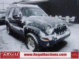 Photo of Blue 2002 Jeep Liberty