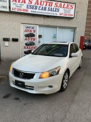Used 2008 Honda Accord EXL for sale in Scarborough, ON