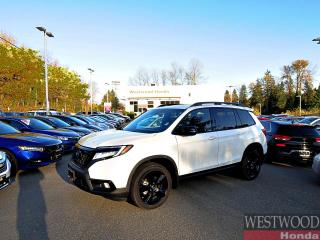Used 2019 Honda Passport Touring AWD for sale in Port Moody, BC