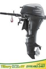 Used 2021 Yamaha F20SMHA F20 OUTBOARD MOTOR for sale in Tilbury, ON