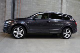 Used 2011 Audi Q7 3.0T Premium Quattro 7 Passenger for sale in Vancouver, BC