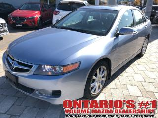 Used 2007 Acura TSX Base,LEATHER,SUNROOF,VERY CLEAN !!! for sale in Toronto, ON