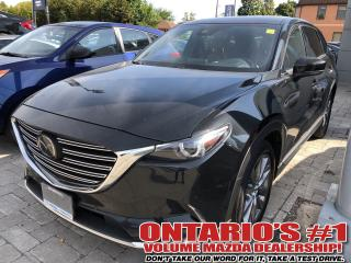 Used 2018 Mazda CX-9-AWD,SUNROOF,LEATHER SEATING Signature for sale in Toronto, ON