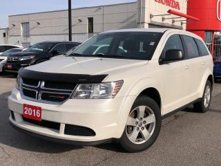 Used 2016 Dodge Journey CVP/SE Plus for sale in Toronto, ON