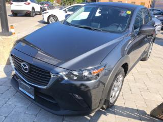 Used 2017 Mazda CX-3 GX,NAVIGATION,BACKUP CAM !!! for sale in Toronto, ON