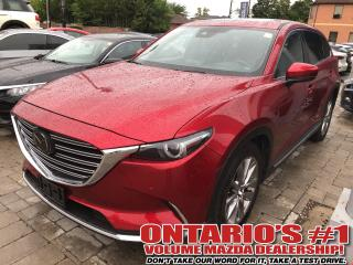 Used 2018 Mazda CX-9 GT-AWD,LEATHER,SUNROOF,NAV,7 PASSENGER for sale in Toronto, ON