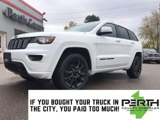 New 2020 Jeep Grand Cherokee Altitude | Sunroof | Power Liftgate | Navigation | for sale in Mitchell, ON