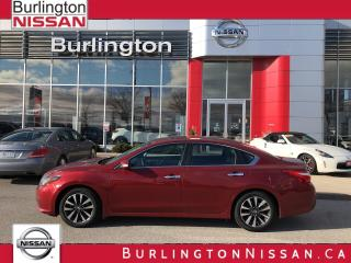 Used 2016 Nissan Altima 2.5 SL Tech, NAVi, ACCIDENT FREE, 1 OWNER ! for sale in Burlington, ON